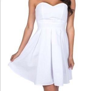 Lauren James Women's Corbin Seersucker Dress